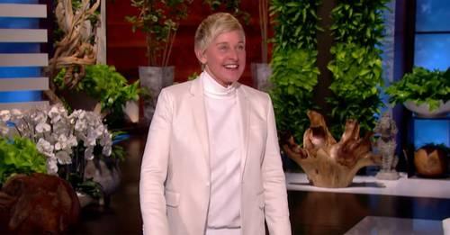 Ellen DeGeneres, is she really that sorry?