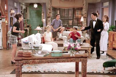 Friends is being reimagined with an all-black cast