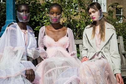 The major beauty trends we'll all be wearing from London Fashion Week