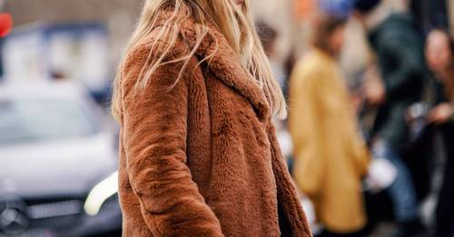 In Britain Fur sales could be banned, from January once the country leaves the EU