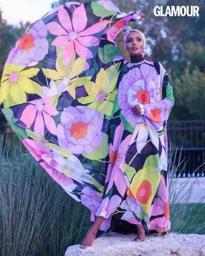 Halima Aden is GLAMOUR's September digital cover star