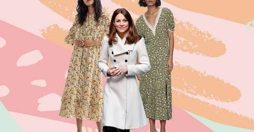 Kate Middleton is a huge fan of high street fashion