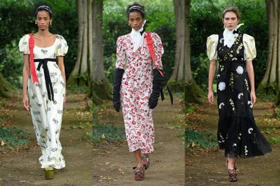 LFW proves that fashion *can* go trend-free