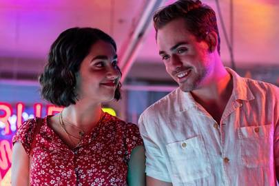 Geraldine Viswanathan who is ripping up the romantic comedy rulebook