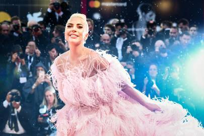 Lady Gaga on the power of her voice, 'When you become famous'