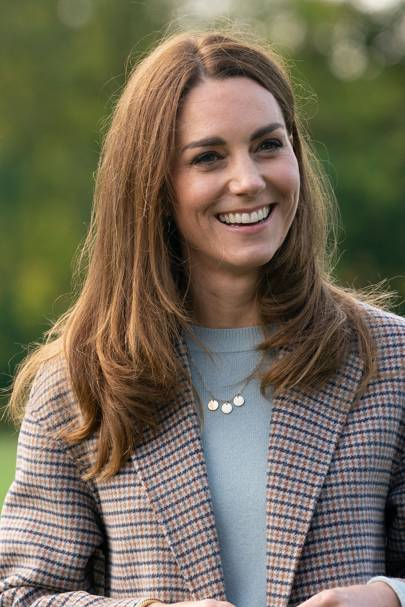 Why 'curved layers' like Kate Middleton's are the simplest but most flattering thing you can ask your hairdresser for