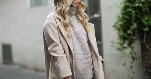 Zara has dropped some seriously chic coats