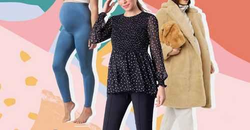 15 most stylish maternity garms worth buying on sale