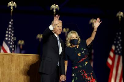 In love with the new First Lady, Jill Biden
