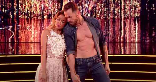 Kaitlyn Bristowe in emotional DWTS performance