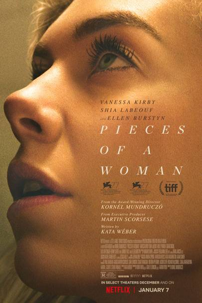 Trailer for upcoming film 'Pieces of a Woman' about baby loss