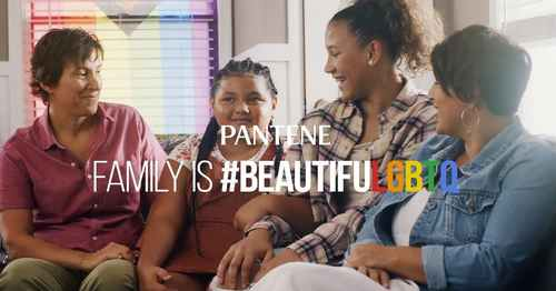 Pantene: Connection Between LGBTQ+ Adoptive Families and Hair