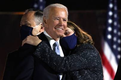 The Biden girls –who's who in the president-elect's family tree