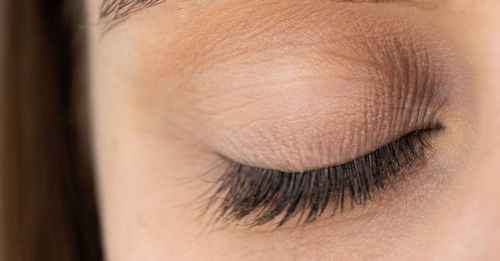 This falsies hack using leg hair is either seriously genius or just plain wrong