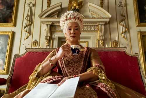 Bridgerton's Formidible Queen Charlotte