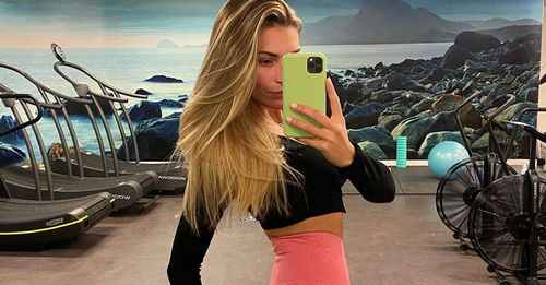 Zara McDermott's personal trainer shares the philosophies for a healthy and balanced life