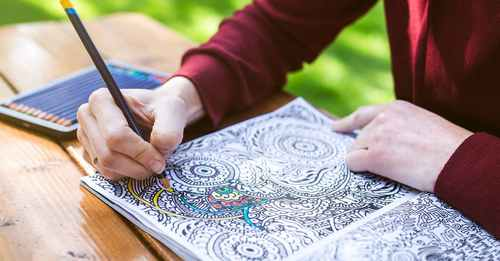 Adult colouring books could be the antidote to your lockdown anxiety