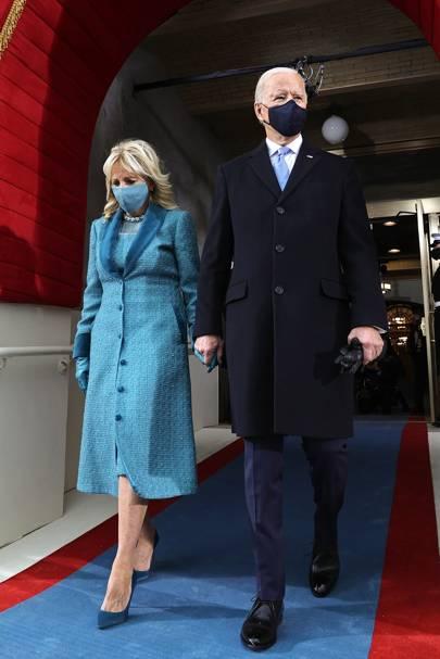 Kamala Harris and Jill Biden: What they wore on inauguration day