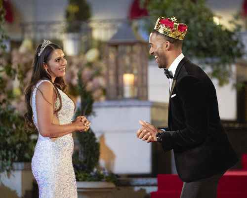 """The Bachelor's """"Queen"""" Victoria Has a Real Job"""